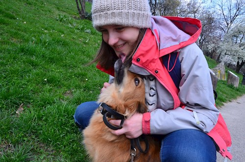 Richter- petsitter Budapest or Pet nanny for dogs cats