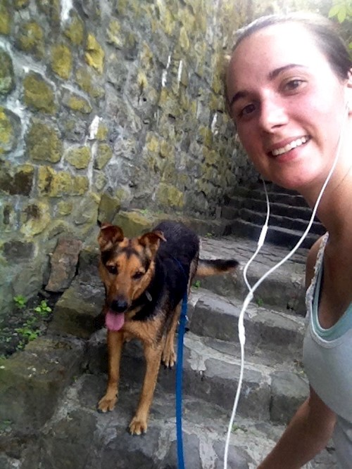 Teodora Tzortzoglou- petsitter Budapest or Pet Nanny for dogs cats