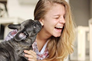 Anna- petsitter Budapest or Pet Nanny for Dogs Cats