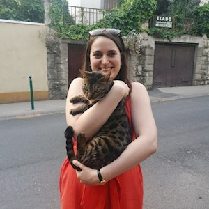 petsitter Budapest or Pet nanny for Cats
